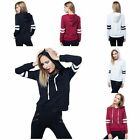 Sport Wear Hot Coat Hoodie  Sweatshirt  Long Sleeve  Casual  Women Jacket AB