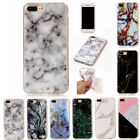 Ultra Silm Silicone Marble Pattern Soft TPU Cover Case For Apple iphone 6/7 Plus