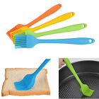 Silicone Brush Basting BBQ Bake Butter Solid Core Hygienic Kitchen Utensil Tools