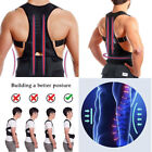 Back Brace Posture Corrector Straightener Shoulder Thoracic Relieves Back Pain H
