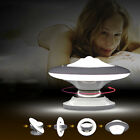 UFO LED Body Sensor Charge Night Light 360° Rotate Magnetic Wall Corridor Lamp