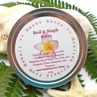 Boil and Staph Herbal Salve / Common Skin Rashes