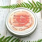 Rose Salve for Dry Skin or as a solid Perfume