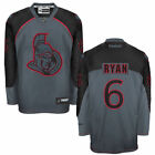 Bobby Ryan Ottawa Senators Reebok Cross Check Premier Fashion Jersey NHL