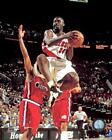 Isaiah Rider Portland Trail Blazers NBA Action Photo RZ093 (Select Size)