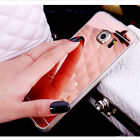 Luxury Mirror Soft TPU Silicone Case Cover For Samsung J5 A3 A5 A7(2017) S8 Plus