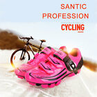 Santic MTB Cycling Shoes For Eggbeater Shimano SPD System  Bike Women Shoes