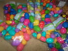 lot of multi bags Easter Jubilee unfilled Easter plastic eggs