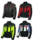 Olympia Mens Dual Sport Motorcycle Ranger Jacket All Colors S-4XL