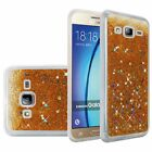 Motion Glitter Design PC-TPU Case Cover for Samsung Galaxy On5 SM-G550 Phone