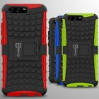 For Huawei P10 Case Hard Protective Kickstand Shockproof Phone Cover