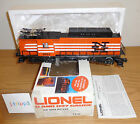 LIONEL #8754 NEW HAVEN RECTIFER ELECTRIC POWERED PANTOGRAPH ENGINE O GAUGE TRAIN