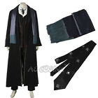 Fantastic Beasts and Where to Find Them Perceval Graves Costume Cosplay All Size