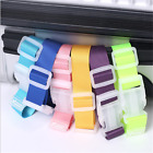Luggage Strap Suitcase Tight Belt  Portable Clothing Strapping with Name Tag HOT