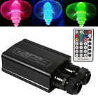 RGBW 32W LED Fiber Optic Light Engine Driver w Double Head For Ceiling Decor DH