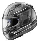 Arai Signet-X Place Full Face Motorcycle Helmet Black Frost Adult All Sizes
