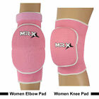 MRX Women Elbow Pad / Knee Pad Brace Support Arm Guard Leg Pain Injury Relief