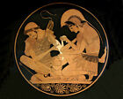 Achilles and Patroclus (Classic Greek Male Art Print)