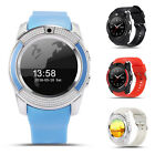 Bluetooth 3.0 Smart Watch V8 SIM GSM Card Fitness Pedometer Smartwatch  Android