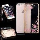 Luxury Bling Glitter Shockproof Protective Silicone Case Cover For Mobile Phones