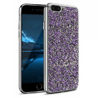 Luxury Bling Glitter Shockproof Soft Silicone Case Cover For Various phones <br/> Apple iPhone 8 8+ 6s 7 5s! Samsung S8 S8 Plus S7 edge!