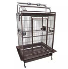 KING'S CAGES 8004030 PARROT CAGE 40x30x72 Play Pen Bird Cages toy cockatoo macaw