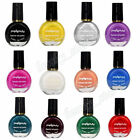 Nail Art Template Stamp Stamping Painting Varnish Special Polish Manicure s2