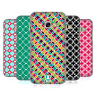 HEAD CASE DESIGNS QUATREFOIL PATTERN SERIES 2 CASE FOR SAMSUNG GALAXY A3 (2017)
