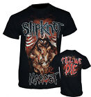 SLIPKNOT -  Bandshirt *WE´RE ALL MAGGOTS* - Gr. M/L/XL Nu Metal Alternative