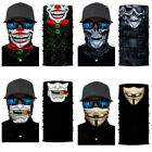 Cycling Face Shield Sun Mask Neck Balaclava Headwear UV Outdoor Sport Fishing