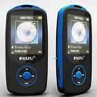 RuiZu TFT Bluetooth MP3 MP4 Player support TF card WITH 4G Built in FM Radio MC