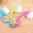 Window Track Shower Door Track Clean Brush 2Pcs Home Cleaning Tools Brushes