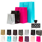 Luxury Paper Gift Bags Paper Carrier Bag Party Bag with Rope Handles 5 Sizes