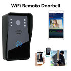 New Wireless Smart Wifi Remote Video Camera Phone Intercom Home Security Doorbel