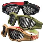 Nuprol Airsoft PMC Mesh Glasses Eye Protection Foam Padding Elasticated Strap