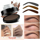Natural Eyebrow Powder Makeup Brow Stamp Seal Palette Shadow Definition Tools