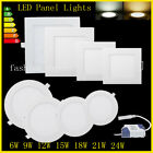 Super Bright LED Panel Light Ceiling Lamps Fixture Kit with Led Driver FE31