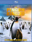 The Penguin King (Blu-ray Disc, 2013, 3D)