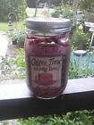 FREE SHIP..COFFEE SCENTS WAX PINT MASON JAR CONTAINER CANDLE *COFFEE SHOP*