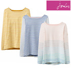 Joules Harbour Ladies Jersey Top (X) **FREE UK Shipping**