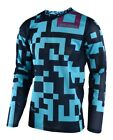Troy Lee Designs 2018 GP Air Jersey Maze Turquoise/Navy All Sizes