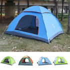 Instant Pop Up Tent Camping Hiking Beach Sun Shelter Outdoor Waterproof 3 Person