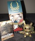 Kidrobot Art Of War Dunny AOW Gold Camo A-10 Tank Destroyer Drilone Chase Case