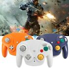 wireless game receiver - 2.4G Wireless Controller Game Gamepad + Receiver For Nintendo Gamecube NGC Wii