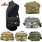 Tactical Molle Utility Shoulder Sling Bag Backpack Airsoft Hiking Men Pack Pouch