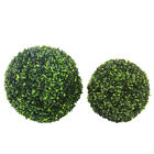 Artificial Boxwood Ball Tree Bush Outdoor Topiary Yard Wedding Party Pool Plant