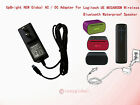 5V AC Adapter For Logitech UE Mobile Boombox Mini Boom Bluetooth Speaker Charger
