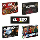 Cluedo Board Games ✔ Special editions ✔ Sherlock & Game of Thrones ✔ Brand New!