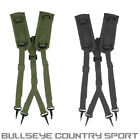 Mil-Tec Us Style Plce Lc2 Harness Suspender Set For Load Bearing Belt Airsoft