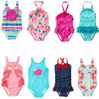 Gymboree Baby Toddler Girl 1 pc Swimsuit Mailot 6 12 18 24 2T 3T 4T 5T NWT